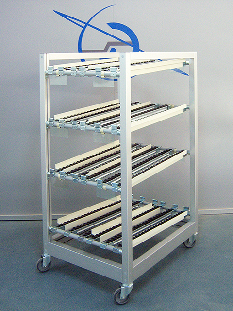 Supply rack